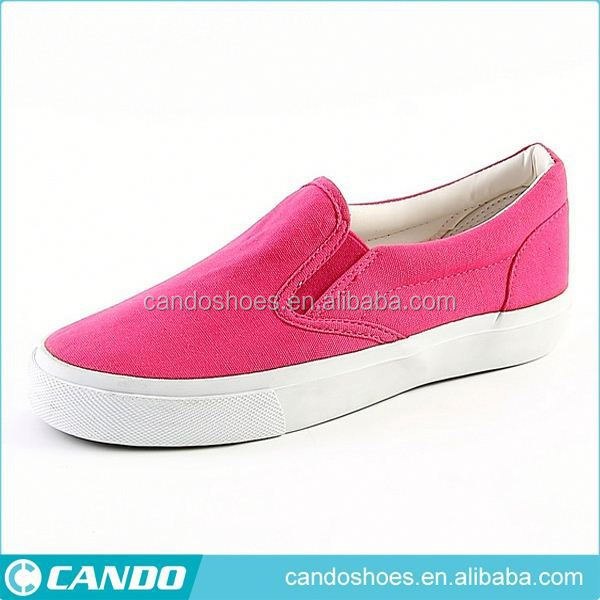 cute pink vulcanized shoe 2017 casual sneakers