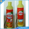 natural formula dish or kitchen cleaner liquid