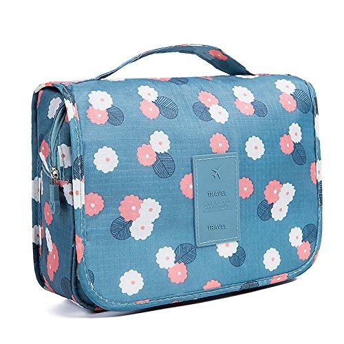 Amazon best seller ladies handbags cotton cosmetic makeup bag travel cosmetic bag