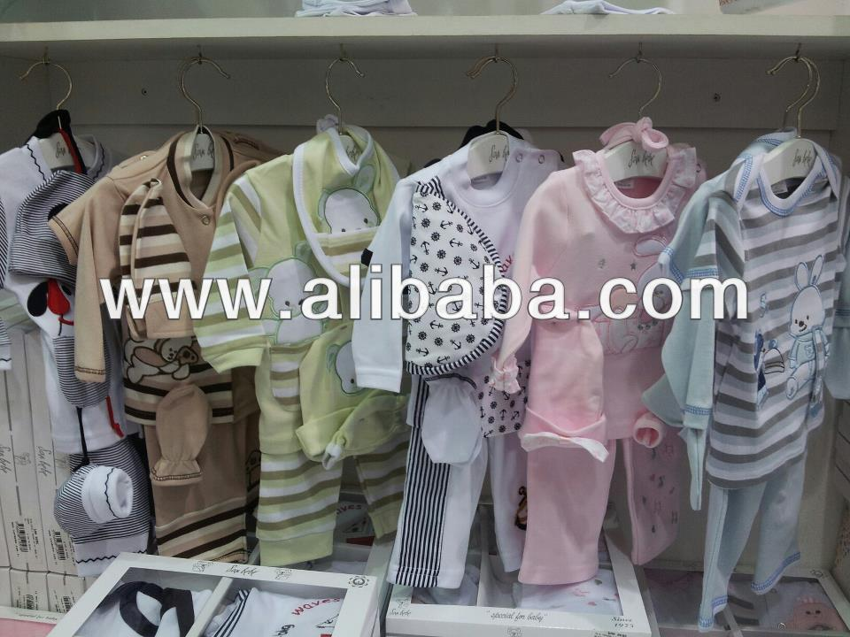 706c3f0ad Wholesale Turkish Baby Clothes Set