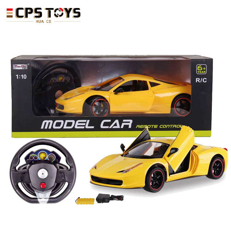 Rc Cars For Sale >> Wholesale New Cheap Rc Cars 4ch 1 10 Electrics Car With Gravity Sensor Controller For Sale View Electric Rc Cars Tiandu Product Details From Shantou