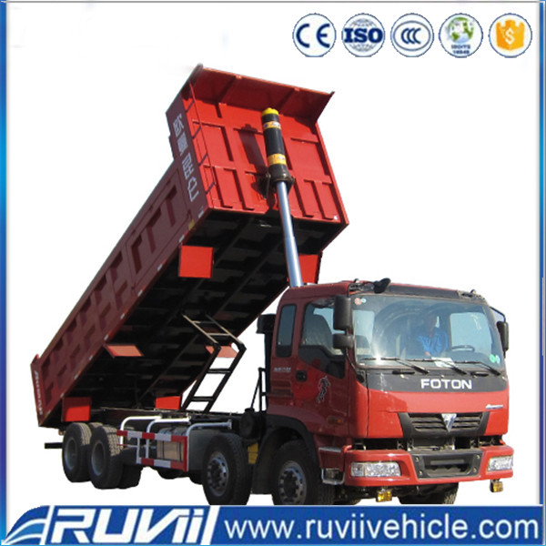 China FAW Latest 15 ton dump/ dumper/tipper truck best price for sale