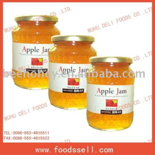 Fresh Apple Flavour Jam