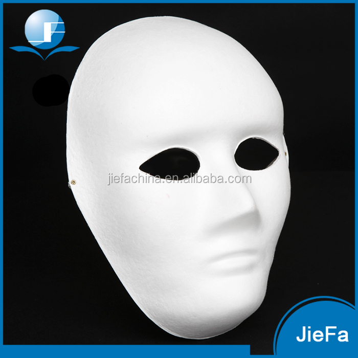 the most popluer plastic white mask