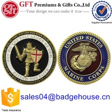 Free Artwork Design Quality Guaranteed Custom MARINE CORPS ARMOR OF GOD DEFEND FAITH CHALLENGE COIN