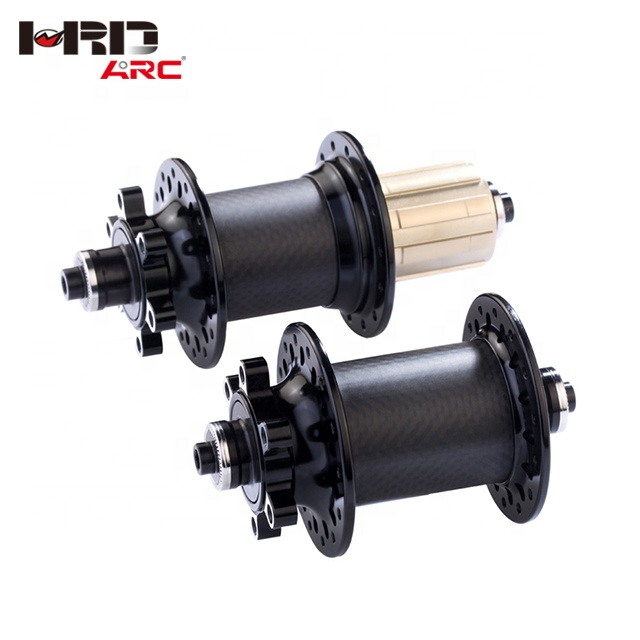 MT - 010F / RCB Big sale 32 holes wheelsets carbon fiber mtb hub bicycle accessories, Customized as your request