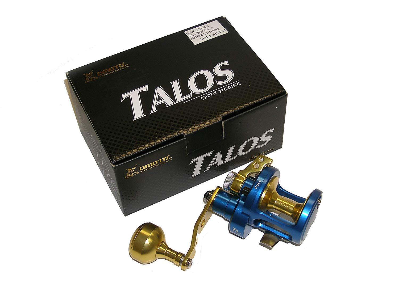Omoto Talos TS12N Fishing Jigging 25# Compact Reel Ocean//Fresh yellowtail tuna