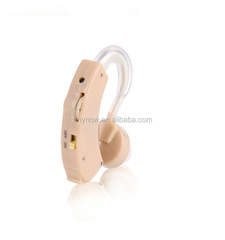 Sound amplifier pocket hearing aid