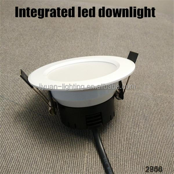 CE ROHS approval Dimming cob led downlight/10w 20w 30w led down light