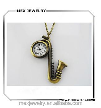 Часы сексафон