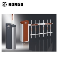 Rongo Boom Barrier Gate for Car Parking Lot