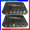 Component YPbPr Video to Composite / s-video vga rca converter
