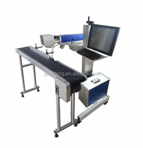 Lowest price wireless multifunction portable/flying/desktop fibre laser marking machine made in china