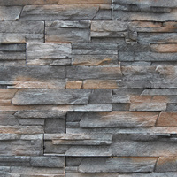 Veneer Exterior Wall Interlocking For Outdoor Ceramic Tile Cultural Stone
