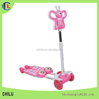new model kids standing 4wheels balance scooter