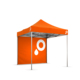 Custom Printed Large Outdoor 6x6 Folding Canopy Outdoor Tent