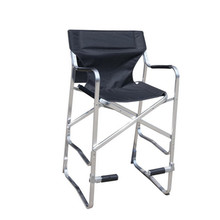 High quality metal beach chair for director