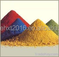 Best quality iron oxide pigment colored cement in China