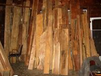Dry Oregon Hardwoods