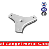 metal part fabrication office chair components