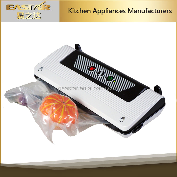 2017 New Vacuum Bag Sealer Automatic Household Food Vacuum Sealer for sous vide cooking