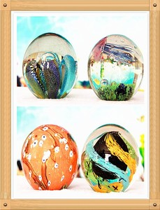 YX-1509 wholesale domed blank solid animal shape glass paperweight,glass ball paperweight