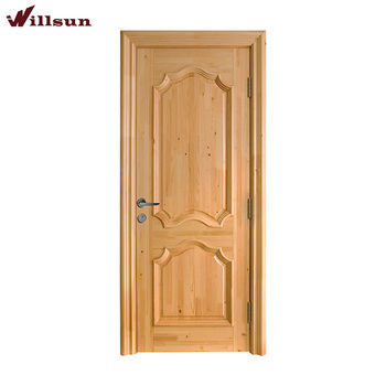 European Style Kitchen Sliding Hotel Connecting Entry Door With