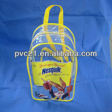 Children enjoy carry bag and pvc carry bags