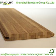 bamboo panel 18mm thickness tongue and groove rot proof exterior wall cladding