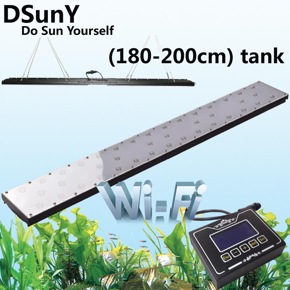 Wholesale led aquarium light freshwater tank freshwater smart ...