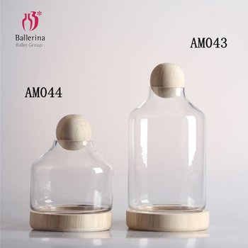 Clear Glass Bell Jars Cheap