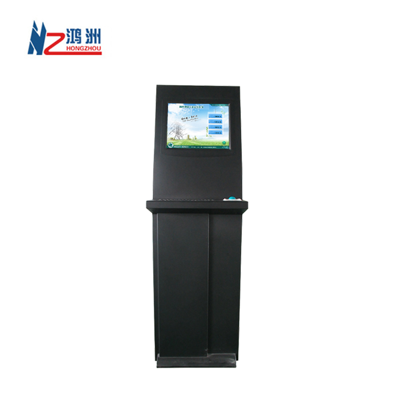 OEM Powder coated bill payment kiosk machine with sheet metal