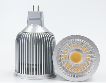 9w 10w cob led lighting bulb mr16 cup 12 v ac ceiling spotlight