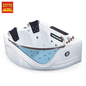 Sturdy production white chinese factory hydromassage hot tub bathtub seat with adjustable function