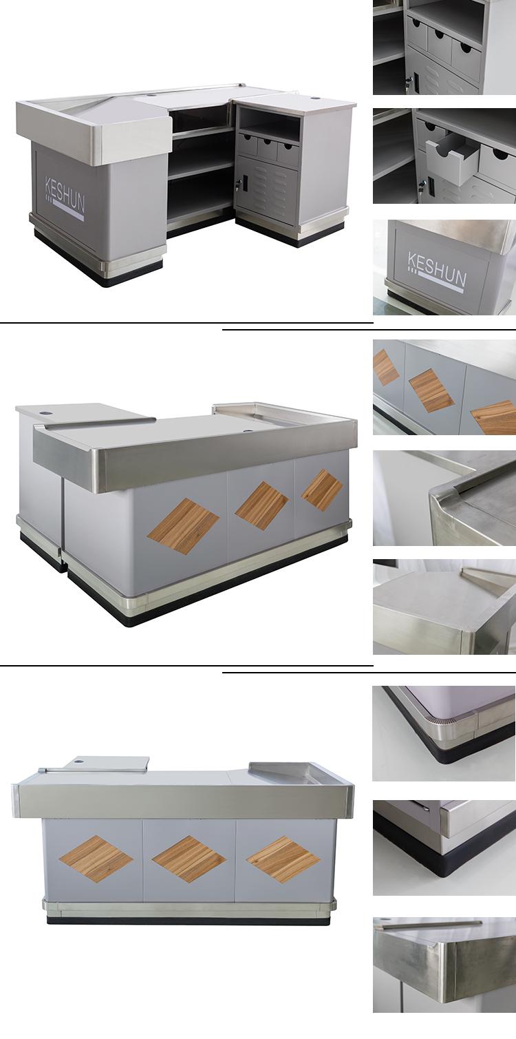 Wooden Cash Counter Design Cash Table Shop Counters ...