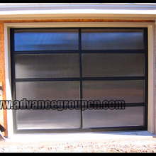 Trade Assurance electric glass garage door prices