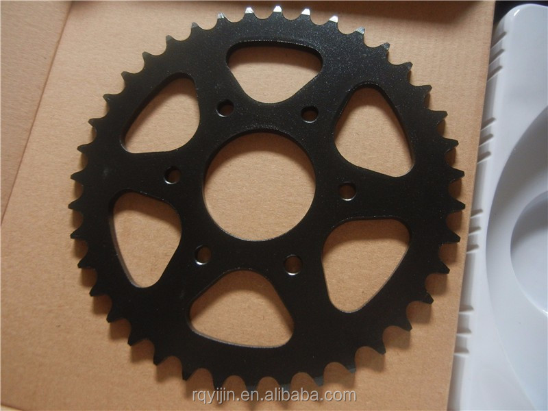 Motorcycle Sprocket Type bajaj pulsar 180 spare part