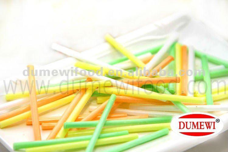 Fruity Cc Stick Straw Candy