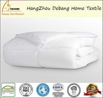 Hypoallergenic Microfiber Filled Hotel Alternative Comforter