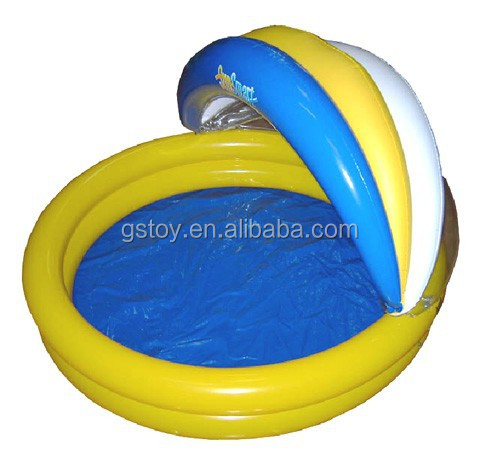 2015 new design inflatable swimming pool equipment