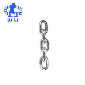 Low Price zinc plated hook chain made in China