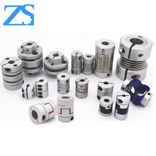 CNC Motor Jaw Shaft Coupling With Whole Sizes Spline Shaft Coupling D30 L40