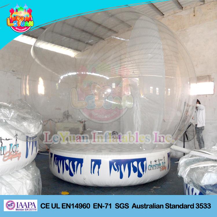 Finden Sie Hohe Qualität Aufblasbare Schneekugel Hersteller und ...