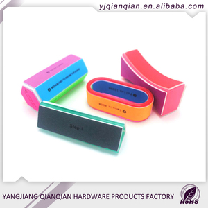 New design abrasive sponge material new fashion buffer block