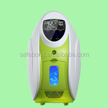 Small Portable Home Used Oxygen Concentrator