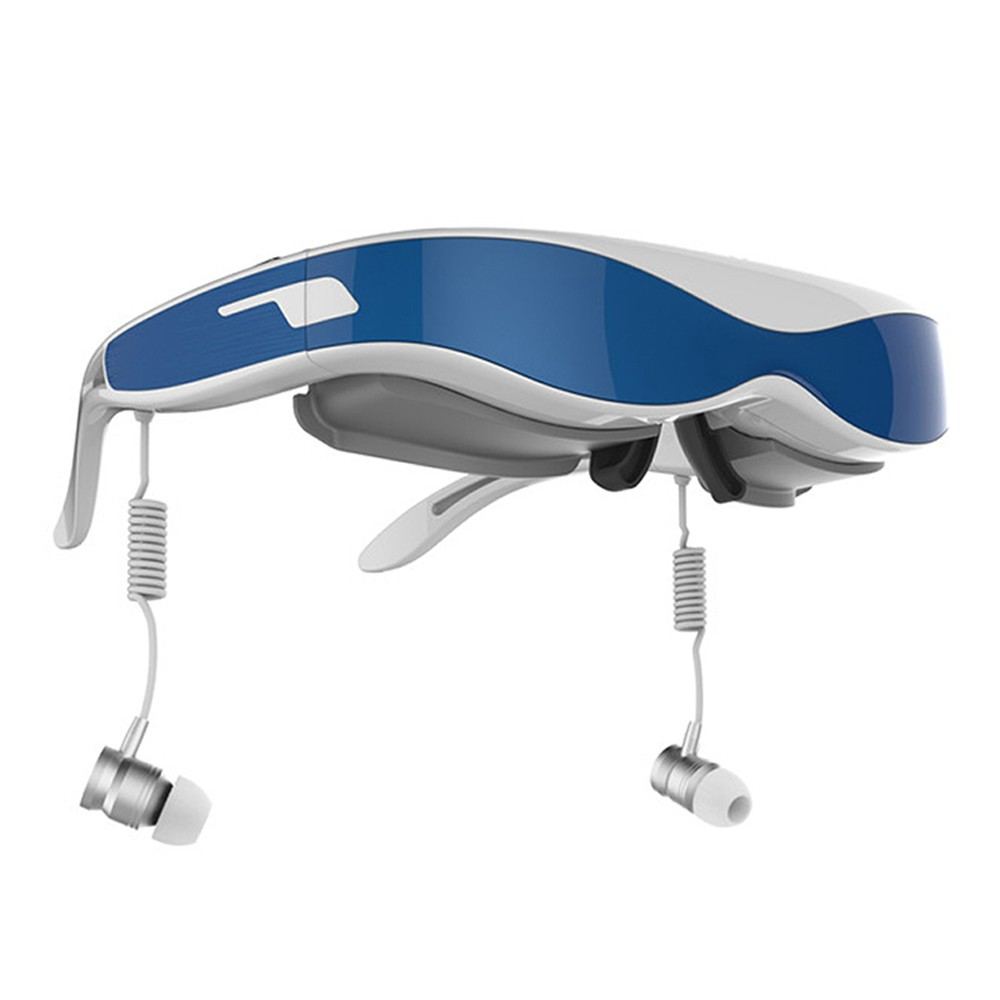 HD Virtual Reality 3D Video Glasses 98 inches Universal