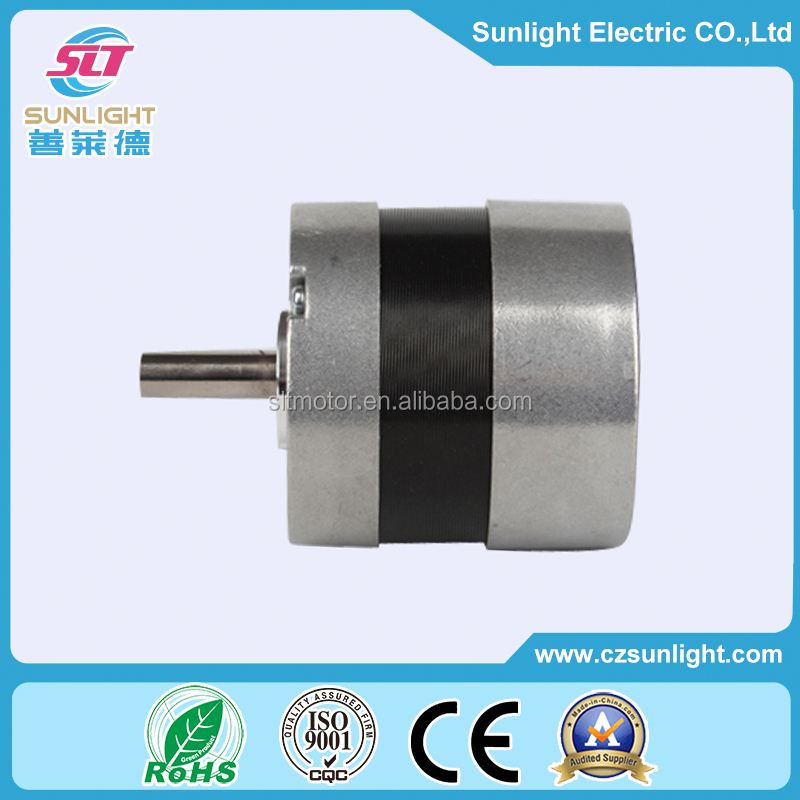 3000rpm 24V 750W Permanent magnet brushless dc motor