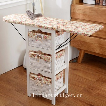 Ironing Board Storage Cabinet Wall