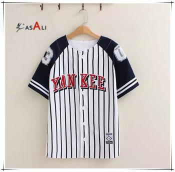 cc524c5df0f8 Baggy de gran tamaño hip hop de béisbol t camisa para hombre y cantante de  rap