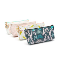 New stationery products pencil pouch custom printed pencil bags pencil cases with zipper